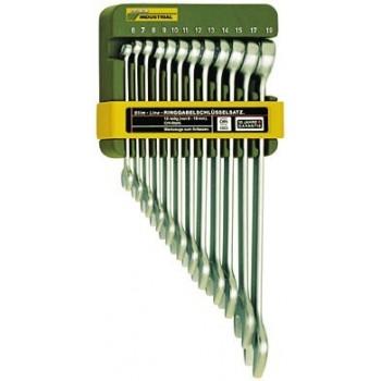 Набор комбинированных гаечных ключей Slim-Line из 12 штук в держателе PROXXON