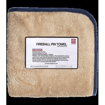 Абсорбирующее полотенце для сушки поверхностей автомобиля FIREBALL PIN TOWEL  72X95 см