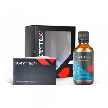 Антидождь гидрофобное покрытие для стекол KRYTEX MEGA Glass