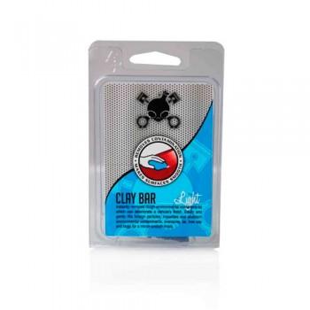 Синтетическая глина для удаления легких загрязнений CHEMICAL GUYS CLAY BAR BLUE CLY_401