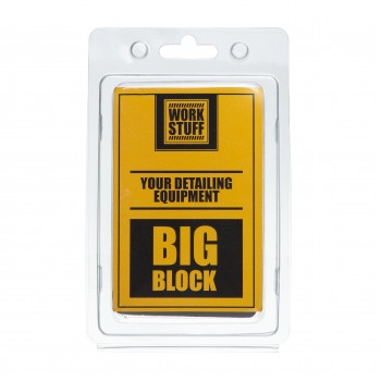 Брусок-скраб  многократного использования Work Stuff Clay Big Block