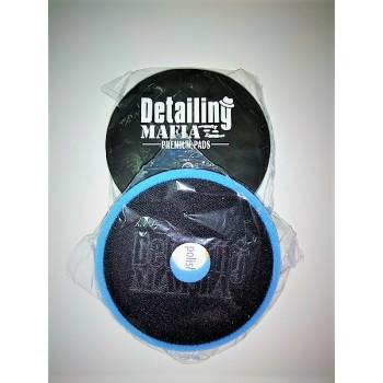 Круг полировальный твёрдый DETAILING MAFIA premium 142 мм голубой
