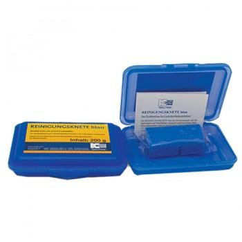 Полировочная чистящая глина REINIGUNGSKNETE Koch Chemie синяя/красная