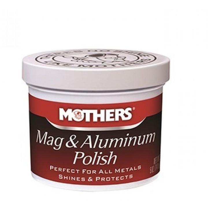 Паста для чистки металла MOTHERS MAG & ALUMINIUM POLISH 141 г