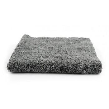Микрофибра без оверлока SGCB SGGD197 Microfiber Towel Grey 40 х 40 cm серая