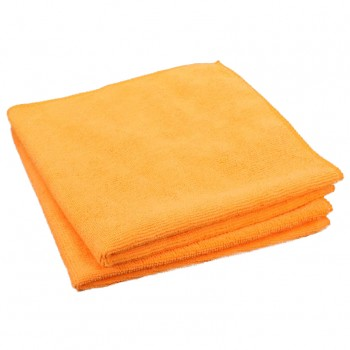 Микрофибра  универсальная 40х40 см оранжевая