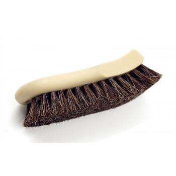 Щётка для кожи конский волос