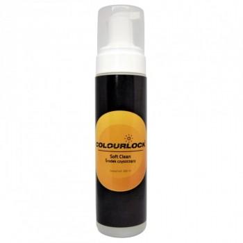 Очиститель кожи щадящий COLOURLOCK SOFT CLEANER 200 мл