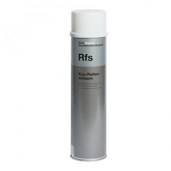 Спрей для очистки, чернения, консервации резины Koch  Chemie KCU-REIFENSCHAUM