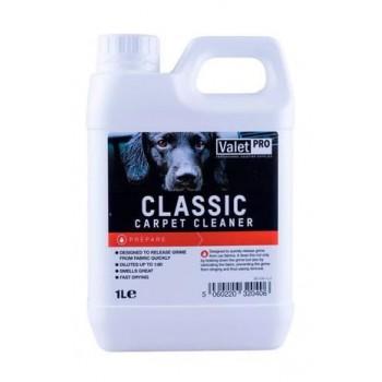 Суперконцентрат 1:80 для химчистки салона ValetPro Classic Carpet Cleaner 1 л