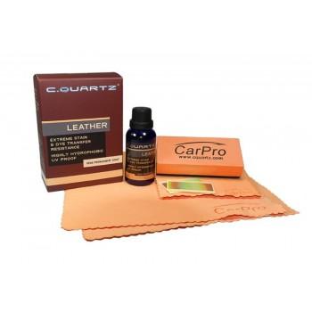 CARPRO CQUARTZ LEATHER –Керамико-кварцевое защитное покрытие для кожи